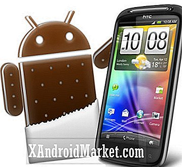 Upgrade HTC Sensation naar Android 4.0.3 ICS via InsertCoin Custom ROM