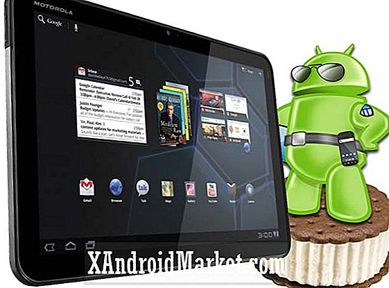 Hoe Ice Cream Sandwich Android 4.0 te installeren op uw Motorola Xoom WiFi