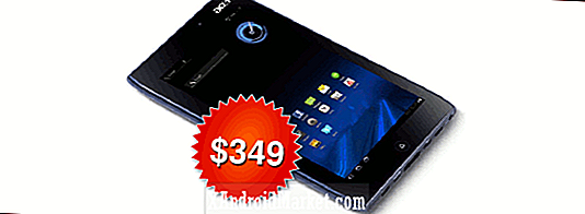 Acer Iconia Tab A100 Sneaks Into Walmart, Omkostninger US $ 349