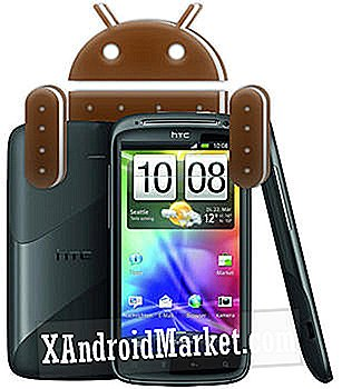 Opgrader HTC Sensation til Android 4.0.3 ICS via Endo-Sense 4.0 Custom ROM