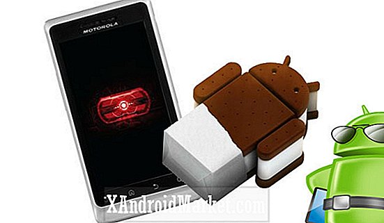 Comment installer Android 4.0 Ice Cream Sandwich sur le Motorola Droid 2 Global