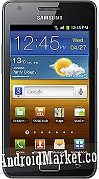 Opgrader Samsung Galaxy R I9103 til Android 2.3.6 via inficeret ROM