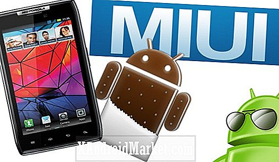 Flash MIUI 4 Ice Cream Sandwich på Motorola Droid Razr XT912 og Razr XT910