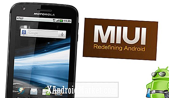 Upgrade Motorola Atrix 4G naar Ice Cream Sandwich via onofficiële MIUI 4