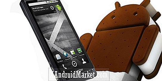 Opgrader Motorola Droid X2 til Android 4.0 Ice Cream Sandwich Via MIUI 4
