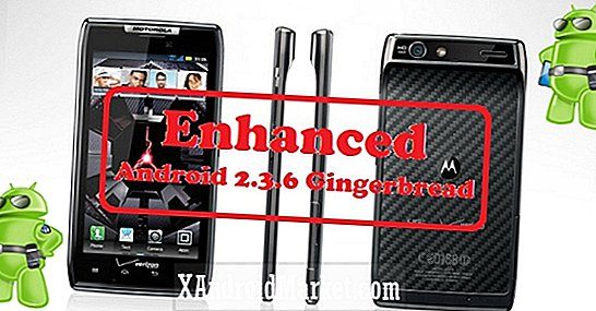 Oppdater Droid Razr med forbedret Android 2.3.6 Gingerbread Firmware