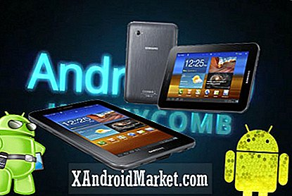 Samsung Galaxy Tab 7.0 Plus - How To Update To Honeycomb 3.2 Firmware