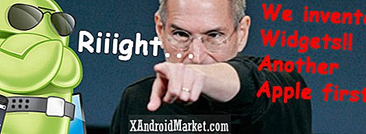 Apple Copying Android - Jealous Mycket?