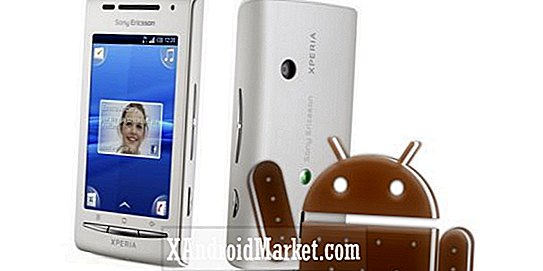 Opgrader Sony Ericsson Xperia X8 til Ice Cream Sandwich Via CyanogenMod 9