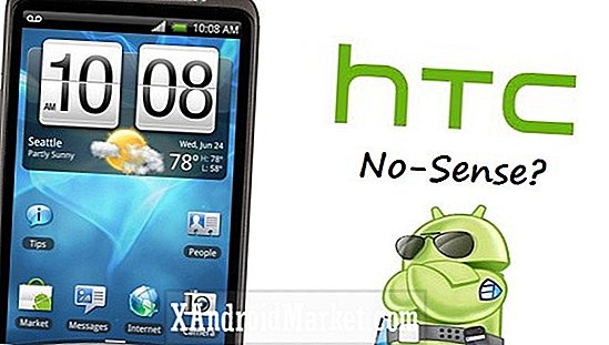 Flash Sense-less Android 2.3.5 Gingerbread op HTC Inspire 4G via Android Revolution HD aangepast ROM