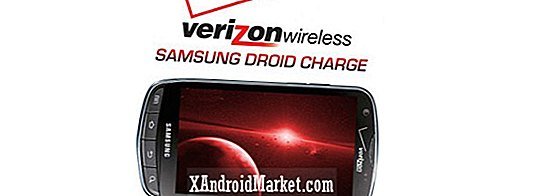 Enracinement de la charge Samsung Droid sur Verizon Wireless