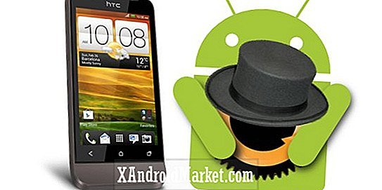 HTC One V: Cómo instalar ClockworkMod Touch Recovery