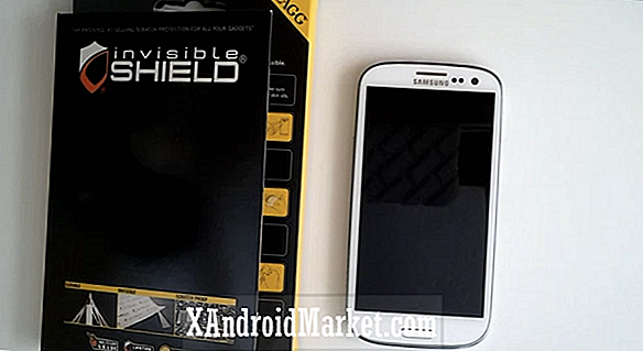 Comment installer le Zagg Invisible SHIELD sur le Samsung Galaxy S3