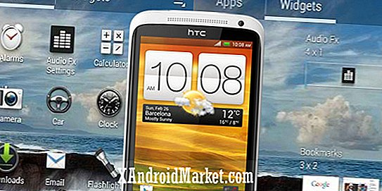 Comment flasher le lanceur Galaxy S3 TouchWiz pour le HTC One X