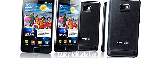 Samsung Galaxy S II Utgivelsesdato for Canada bekreftet