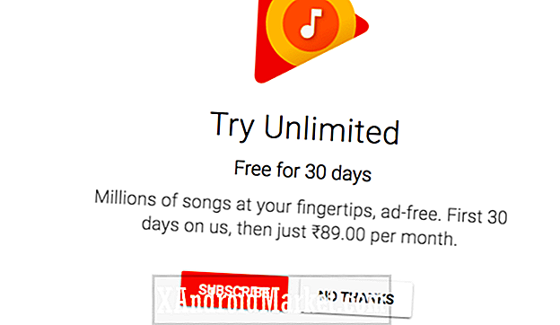 Google Play Music All Access lancerer i Indien for Rs. 89 pr. Måned