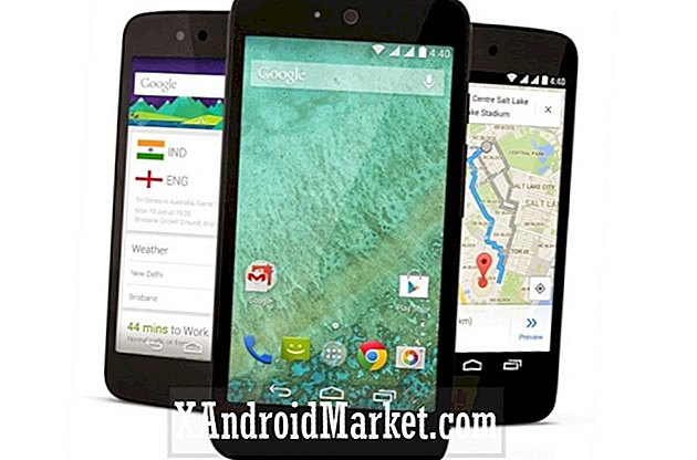Ny Android One-telefon rygter for Indien Launch den 14. juli