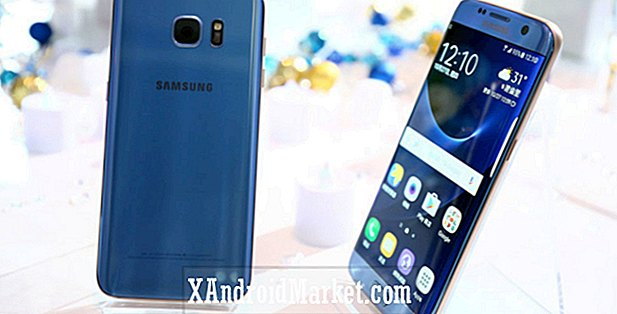 Samsung Galaxy S7 Edge maintenant disponible dans la variante Blue Coral en Inde
