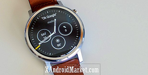 Moto 360 (2e gen) arriveert morgen in India