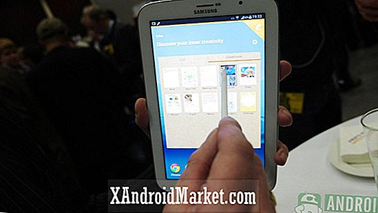 Samsung Galaxy Note 510 (Note 8.0) lansert i India for Rs 30,900
