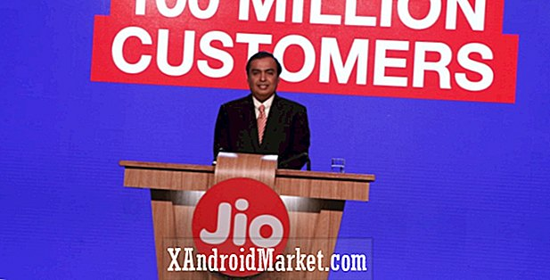 Reliance Jio til at lancere en 4G-telefon for kun Rs. 500 denne måned - rapport
