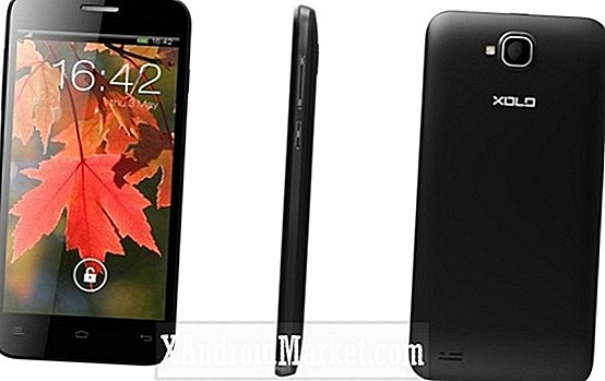 XOLO Q800 lanceret i Indien for Rs 12.499 (~ $ 240)