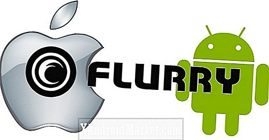 Le rapport des revenus de l'application Android vs iOS de Flurry est remis en question