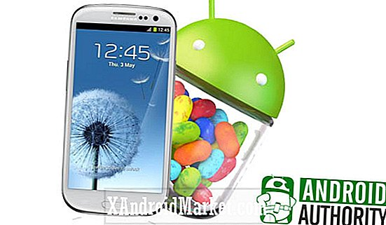 Android 4.1 Jelly Bean arrive sur le Samsung Galaxy S3 d'AT & T