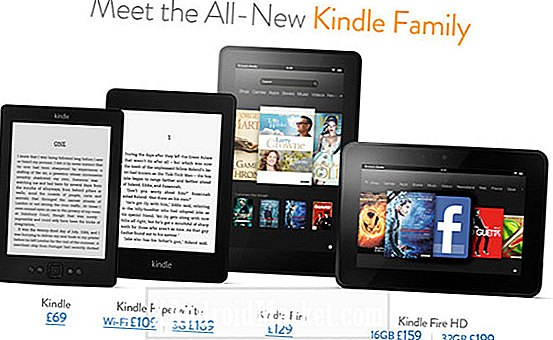 Kindle Fire-verkoop dankzij Black Friday, deal is nog steeds bezig