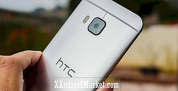 HTC One M9 update camera en batterij