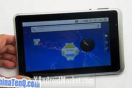 LY-F526 Android Tablet giver mere bang for din bukke
