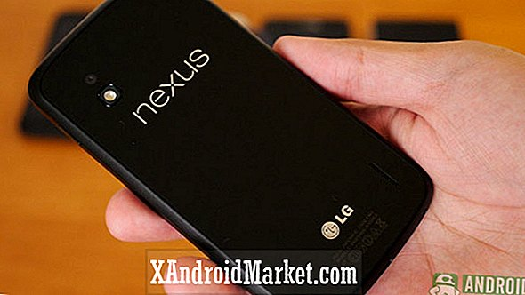 8 GB Nexus 4 säljer ut på Google Play