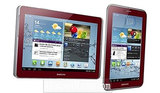Samsung is van plan in 2013 de Galaxy Note 10.1- en Galaxy Tab 2-leien te lanceren