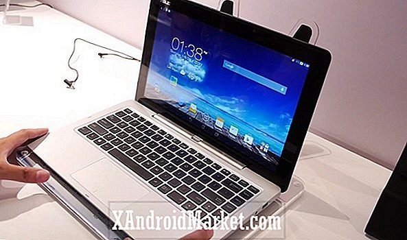 ASUS Transformer Book Duet 4-in-1 hands on preview: video