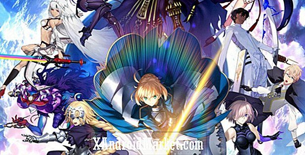 Acclamé JRPG Fate / Grand Order est maintenant disponible sur Google Play