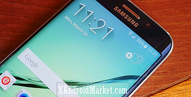 Early Galaxy S6-salg næsten dobbelt Galaxy S5'erne, siger T-Mobile