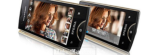 Sony Ericsson Xperia ray til Start Shipping den 15. august