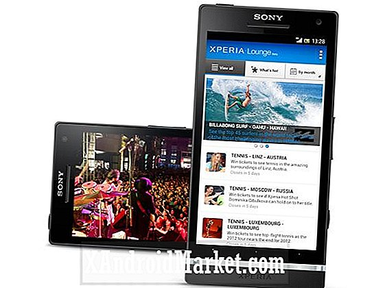 Sony lance son application Xperia Lounge