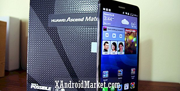Huawei USA veut mettre à jour son Ascend Mate 2 vers Android 5.0