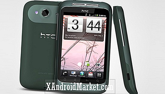 HTC Bliss Kommer den 29 september, har medioker specifikationer