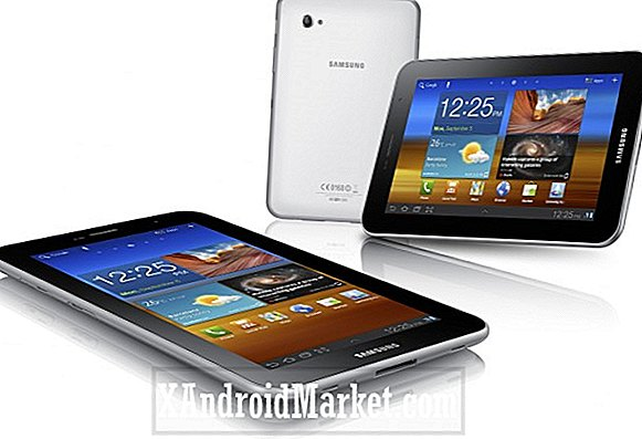 Samsung Galaxy Tab 7.0 Utgivelsesdato i USA Set for November 13