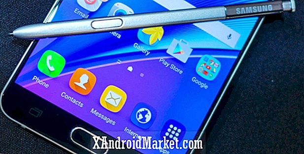 Concours international Samsung Galaxy Note 5!