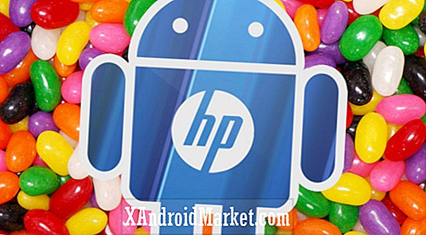 HP TouchPad obtiene Android Jelly Bean a través de CM10 Preview Release