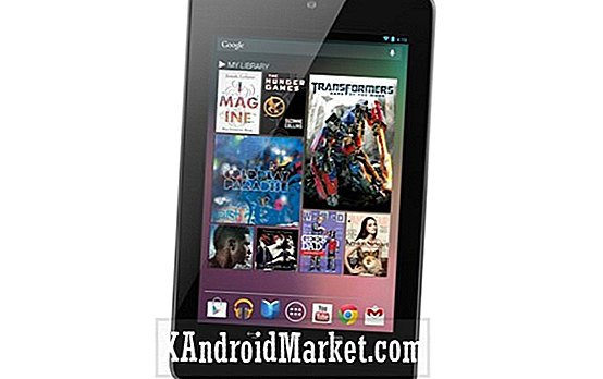Google Nexus 7 vs Apple iPad Mini vs Amazon Kindle Fire 2 vs Samsung Galaxy Tab 2 (7,0)