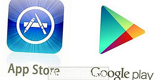 Google Play Butik vs Apple App Store: ved tallene (2015)