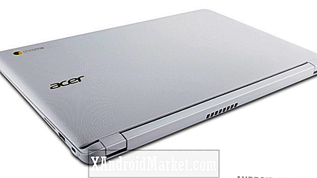 Acer onthult 1080p Chromebook 15 voor CES