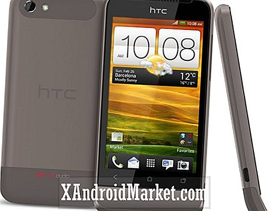 HTC One V ahora está disponible en Virgin Mobile por solo $ 199.99 sin contrato