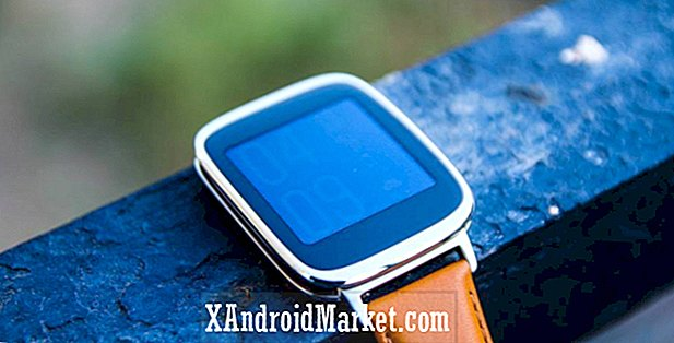 Android Wear 5.1.1 fait son chemin vers le Asus ZenWatch