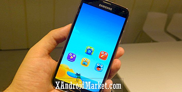 Samsung tar Galaxy S5s Kids Fashion och Knox 2.0 till Galaxy S4