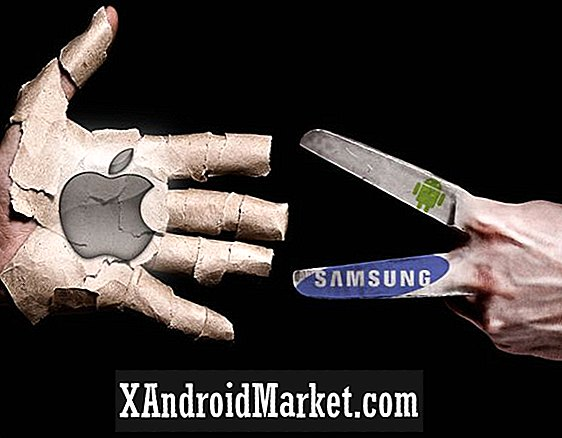 Apple vs.  Samsung: Ingen forbud mot Samsungs produkter, men $ 1 milliard opphold